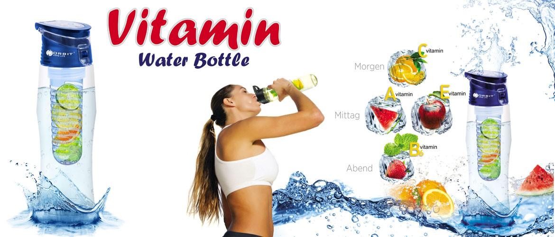 Vitamin Bottle